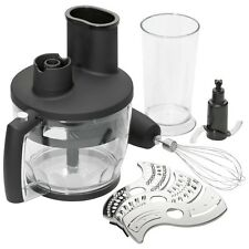 750 Watt Küchenmaschine Edelstahl Mixer Schneebesen Mixer Bomann SMS 374 schwarz