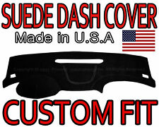 Chevrolet Cruze 2011-2016 w// Hatch Top Carpet Dash Cover Dark Brown