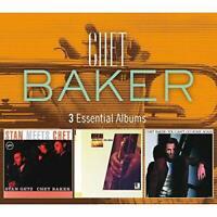 Chet Baker - 3 Essential Albums [CD]
