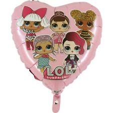 "1 x LOL Foil Balloon 18/""//45 cm 3844501"