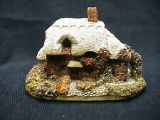Lilliput Lane Spring Bank Cottage 1986 with box and deed