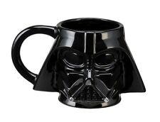 Vandor Star Wars Darth Vader Sculpted Ceramic 18 oz Mug New