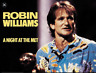 Robin Williams ‎– A Night At The Met (1986) Columbia vinyl mint shape comedy LP