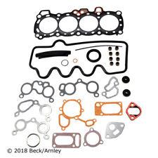 Engine Cylinder Head Gasket Set BECK/ARNLEY fits 86-91 Nissan Micra 1.2L-L4