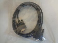 NEW PRINTER  CABLE 9 PIN TO 9 PIN 24 AWG 6 FT