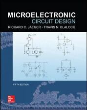 Microelectronic Circuit Design, 5th Edition (Irwin Electronics & Computer Engin