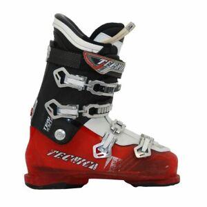 Chaussure de ski occasion Tecnica ten 2 100RT rouge - Qualité A - 44/28.5MP