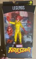"Firestar Marvel Legends Spider-Man 6"" Action Figure Brand New In Hand Mint 🔥"
