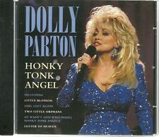 DOLLY PARTON HONKY TONK ANGEL CD - LITTLE BLOSSOM & MORE