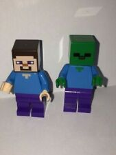 NEW LEGO ZOMBIE VILLAGER FROM SET 21128 MINECRAFT MIN030