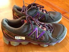 New Balance 750v3- Grey/ Purple - Woman 8.5- Euc