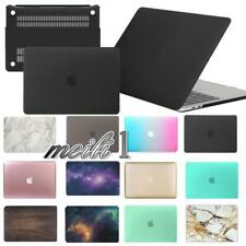 """Rubberized cover case For Apple Macbook Pro 15"""" (A1707) (A1990) with touch bar"""