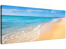 Tropical Beach - Seascape Canvas Modern - 120cm Wide