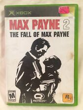 Max Payne 2: The Fall of Max Payne (Microsoft Xbox, 2003)