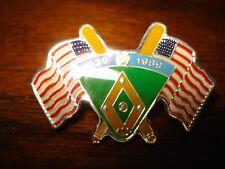 150 Anniversary Major Leauge Basebal Diamond Lapel/Hat Pin 1839-1989