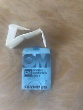 Olympus OM System  Dioptric Correction Lens 1 +2