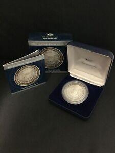 2006 $1 Antique Finish Silver Proof coin 1758 PILLAR DOLLAR