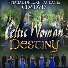 Celtic Woman - Destiny CD & DVD **SPECIAL DELUXE PACKAGE** | NEW & SEALED