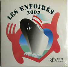 "LORIE - MARC LAVOINE - MICHAEL JONES - LAURENT VOULZY - CD SINGLE PROMO ""RÊVER"""
