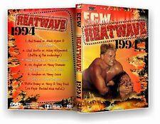 ECW Wrestling: Heatwave 1994 DVD-R, Terry Funk Public Enemy Sabu Sandman