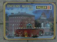 Faller H0 999 Gefängnis Exclusiv Modell 1999 - verschweißt / NEU/OVP