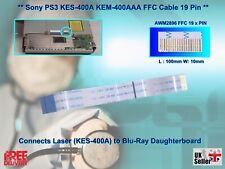 Sony PS3 KES-400A KEM-400AAA FFC Flat Flex Cable 19 Pin