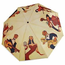 TROUBADOUR Umbrella designed by Clifford Bailey