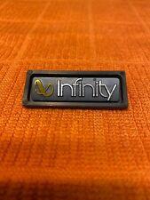 Infinity Speaker Emblem Infinity Speaker Grill Badge