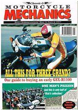 C&MCM 111 Jan 1997  GSX-R1100 Bimota SB3 Kawasaki S1 S2A S3A H1E 500 H2C 750