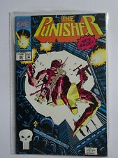 The Punisher #62 NM  Marvel Comics 1987 series