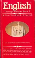 English through pictures book 1 and a first workbook of english - Chri - 2372757