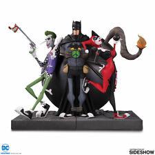 Batman DC Collectibles The Joker & Harley Quinn Bookend Set