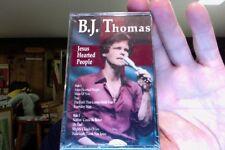 B.J. Thomas- Jesus Hearted People- new/sealed cassette tape