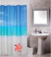 Duschvorhang Textil Paradise Badewannenvorhang Wannenvorhang 180 x 200