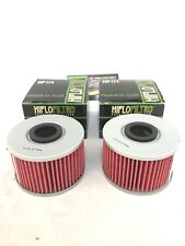 HONDA 420 RANCHER 09-17 OIL FILTER 2 PACK (AT / AUTOMATIC MODELS ONLY) VALUE