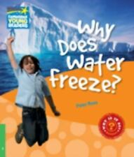 Why Does Water Freeze? Level 3 Factbook (cambridge Young Readers): By Peter Rees