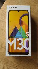 Samsung Galaxy M30s (SM-M307FN/DS) Smartphone UNLOCKED Dual Sim. Boxed. Warranty