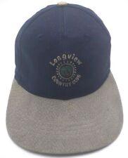 c139ad52a48 LONGVIEW COUNTRY CLUB (WA) blue   gray adjustable cap   hat