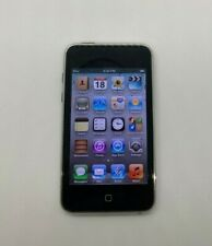 Apple iPod touch 3rd Generation 64 GB Black MP3 Player Tested Working  MC011LL