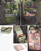 Car Organizers, Back of Seat Storage, Messenger Bag and More | Sewing Pattern