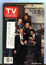 TV Guide Magazine July 7 1979 Barney Miller Ex w/ML 102416jhe