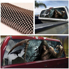 Cemetery Rear Window Graphic Tint Decal Sticker Truck Suv Jeep Vinyl Decal Back