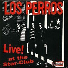 """LOS PERROS Live At Star Club 10"""" . punk rock cosmos psychos dwarves onyas"""