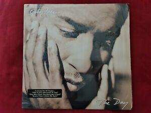 Babyface The Day Original Vinyl Record LP VG+