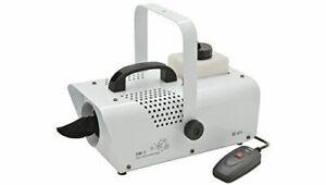 Schaummaschine QTX SWEffektmaschine Schnee 600 W Bühneneffekt 5 m/min weiß