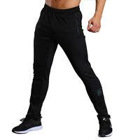 Sport Mens GYM Long Pants Men Casual Running Slim Fit Jogger Drawstring Trousers