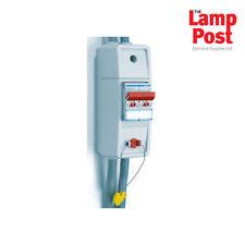 HAGER VC02SW 100 A DP alimentation électrique compteur Boîte Interrupteur Isolateur-REC2S