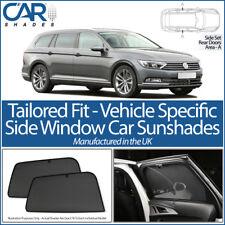 VW Passat Estate 2015> CAR SHADES UK TAILORED UV SIDE WINDOW SUN BLINDS PRIVACY