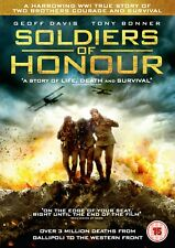 SOLDIER OF HONOUR (DVD) (NEW) (WAR, ACTION)
