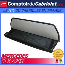 Filet anti-remous coupe-vent, windschott Mercedes CLK (A208) - TUV